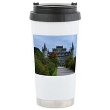 Inveraray Palace in Sco Travel Coffee Mug