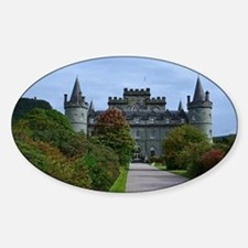 Inveraray Palace in Scotland Decal