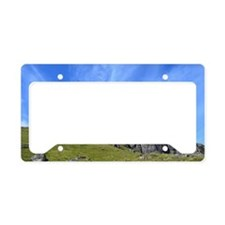 Old Man of Storr License Plate Holder