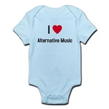 I love alternative music Onesie