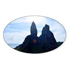 Gorgeous Old Man of Storr Decal