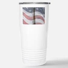 Washington Monument Stainless Steel Travel Mug