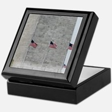 Base of Washington Monument Keepsake Box