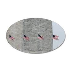 Base of Washington Monument Wall Decal