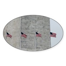 Base of Washington Monument Decal