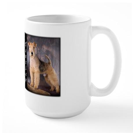 Lakeland Terrier Large Mug