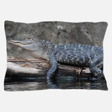 Alligator  Pillow Case