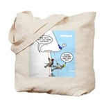 Pick Your Nose Tote Bag