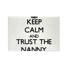 Keep Calm and Trust the Nanny Magnets