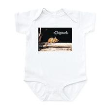 Chipmunk Infant Bodysuit