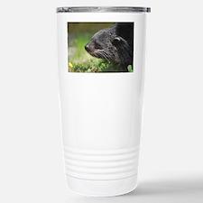 Binturong Profile Travel Mug