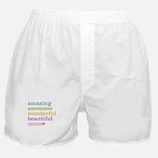 Amazing Mom Boxer Shorts