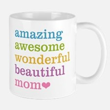 Amazing Mom Small Small Mug