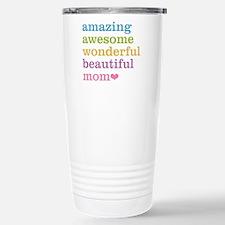 Amazing Mom Stainless Steel Travel Mug