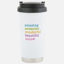 Amazing Mom Travel Mug