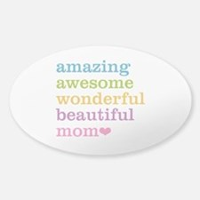 Amazing Mom Decal