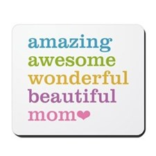 Amazing Mom Mousepad