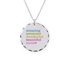 Amazing Mom Necklace