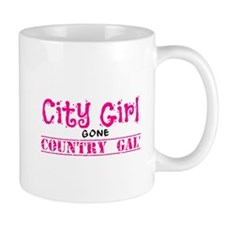 City Girl Gone Country Gal Mug Mugs