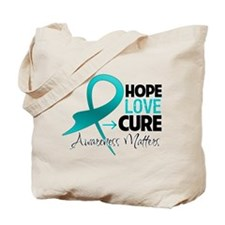 Myasthenia Gravis Hope Tote Bag