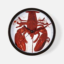 Lobstah Series-5 Wall Clock