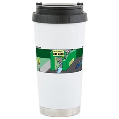 DIY Cat Wash Travel Mug
