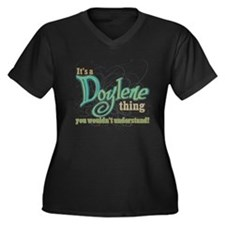 Its A Doylene Thing Plus Size T-Shirt