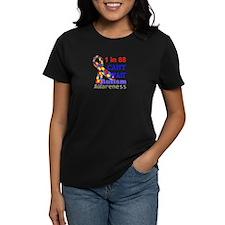 autism awareness puzzle ribbon T-Shirt