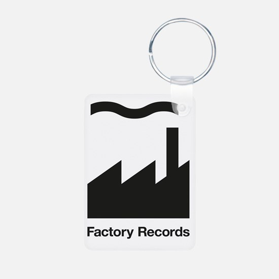 Factory Records Keychains