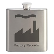 Factory Records Flask