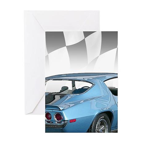 Camaro Z/28 Greeting Cards
