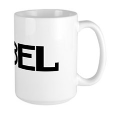 REBEL1_BLK1 Mug
