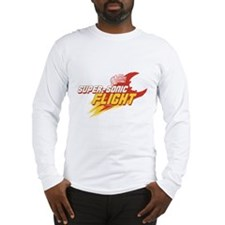 Super Sonic Flight Long Sleeve T-Shirt