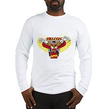 Falcon Badge Long Sleeve T-Shirt