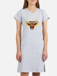 Falcon Badge Women's Nightshirt