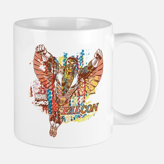 Falcon Ethnic Mix Mug