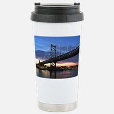 Benjamin Franklin Bridg Travel Mug