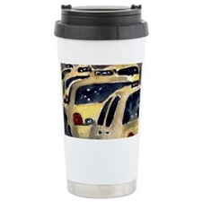 New York City Taxi Travel Mug