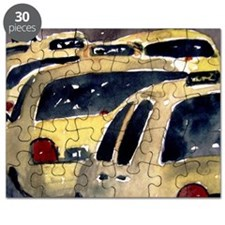 New York City Taxi Puzzle