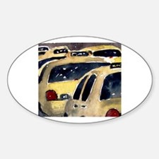 New York City Taxi Decal