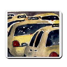 New York City Taxi Mousepad