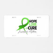 Lyme Disease Hope Aluminum License Plate