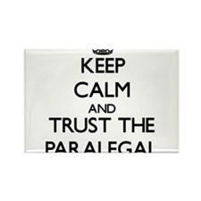 Keep Calm and Trust the Paralegal Magnets