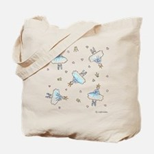 ballerines Tote Bag