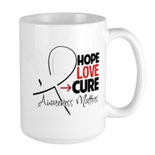 Lung Disease Hope Mug