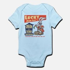 Lucky Jean-Luc's Infant Bodysuit