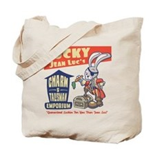 Lucky Jean-Luc's Tote Bag