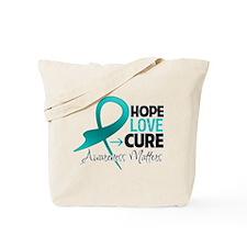 Interstitial Cystitis Hope Tote Bag