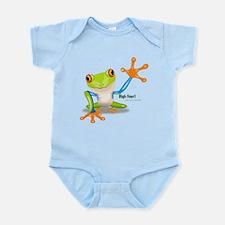 Freddie Frog Body Suit