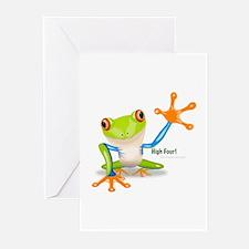 Freddie Frog Greeting Cards